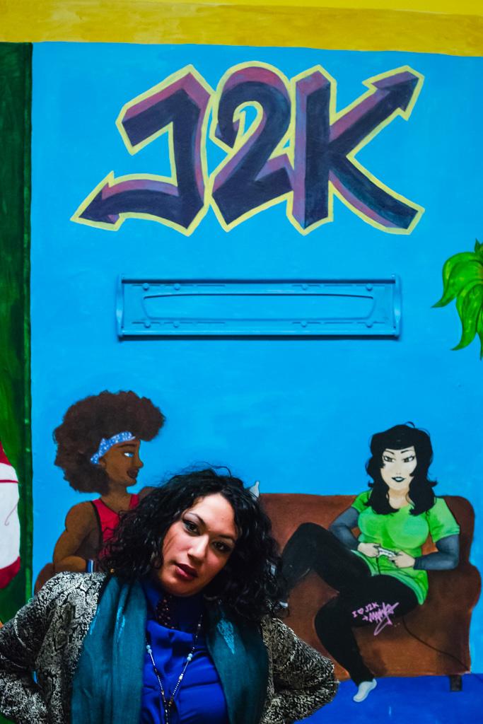 Marcelle Partouche Gutierrez - Montreal Jeunesse 2000 - Head and Hands J2K