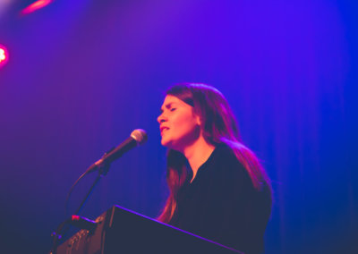 Tess Roby @ Theatre Plaza, Montreal, 18 Feb 2018