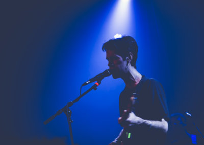 Porches @ Theatre Plaza, Montreal, 18 Feb 2018