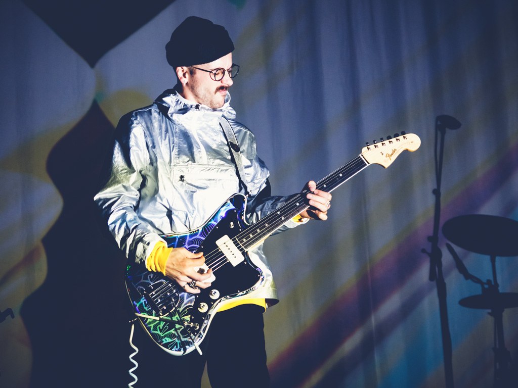 Portugal The Man @ MTelus, Montreal, 21 Feb 2018