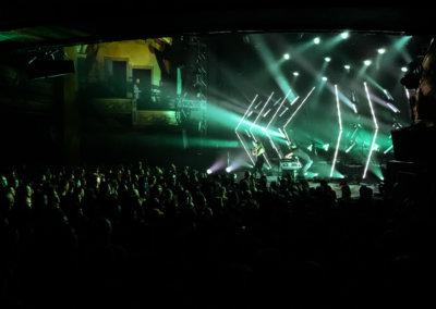 Sylvan Esso @ Théâtre Corona, Montreal, 3 Apr 2018