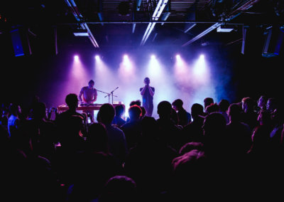 BATHS @ Théâtre Fairmount - 14 April 2018