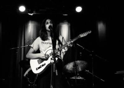 Common Holly @ La Sala Rossa - 3 May 2018