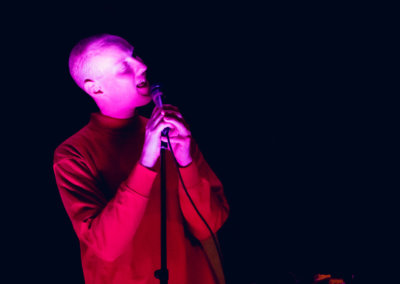 Graham Van Pelt @ La Sala Rossa - 3 May 2018