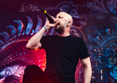 Meshuggah at Chicago Open Air 2019