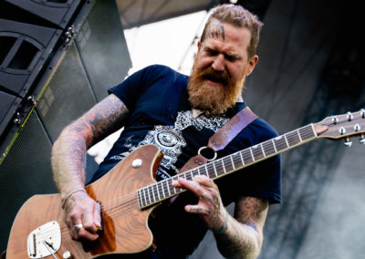Mastodon at Huntington Bank Pavilion