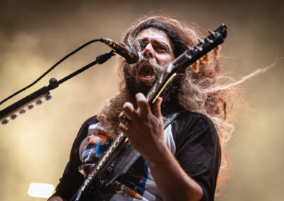 Coheed and Cambria at Huntington Bank Pavilion